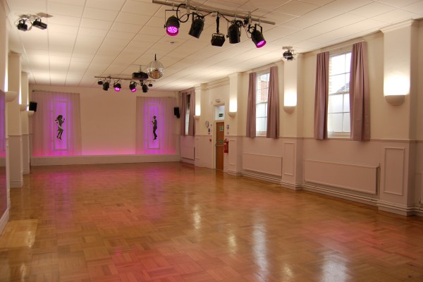 Main Dance Studio